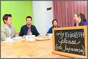 1. 最も基本的なLVのルール「NO JAPANESE」
