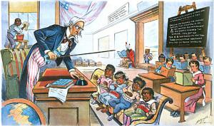 Philippines_Uncle-Sam-in-schoolroom