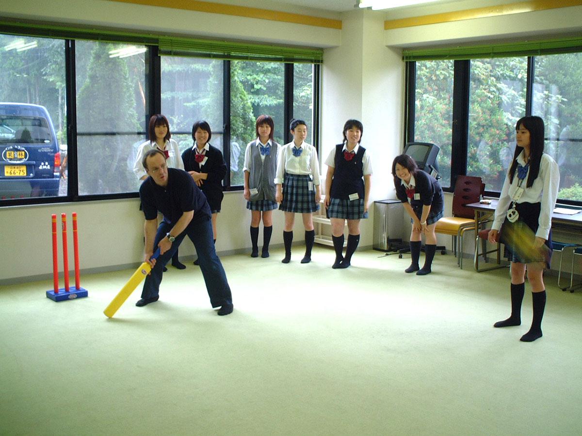 (6) スポーツも英語で!
