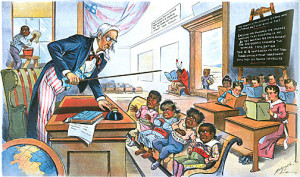Philippines_Uncle-Sam-in-schoolroom