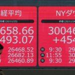 コロナ禍でも株高の理由